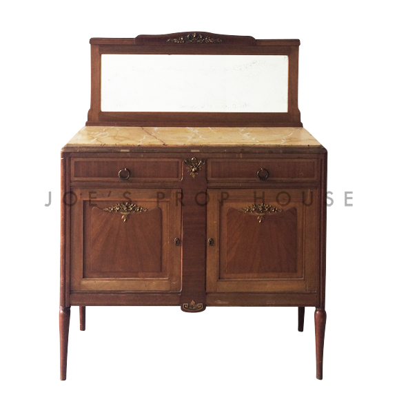 Eleanor Chest of Drawers w/Mirror