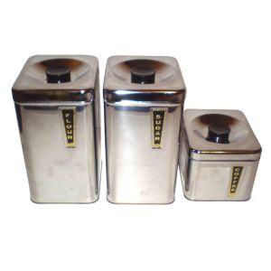 boîtes en métail