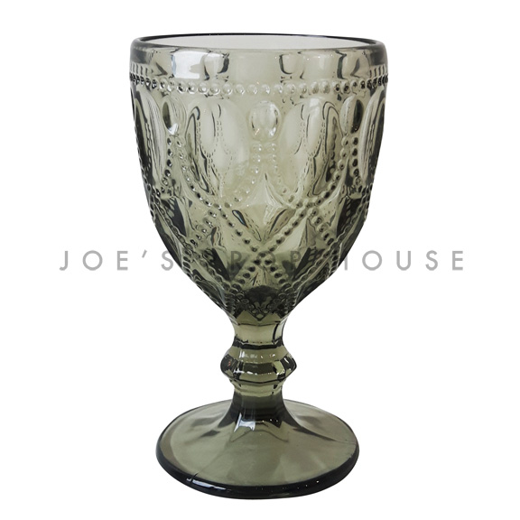 Zola Water Glass Goblet Green
