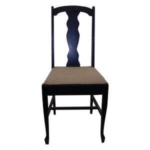 Gigi Dining Chair Black