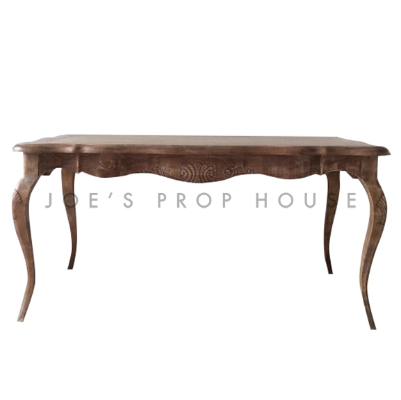 Antoine Dining Table L63in