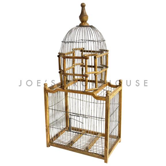 Japonais Wooden Birdcage