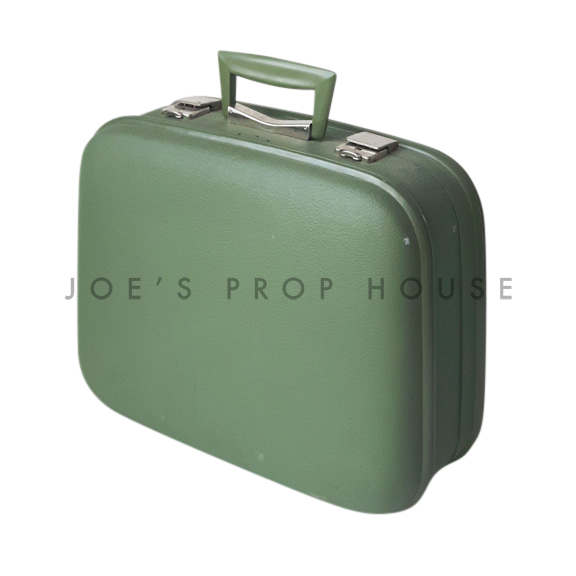 Hardshell Suitcase Green SMALL