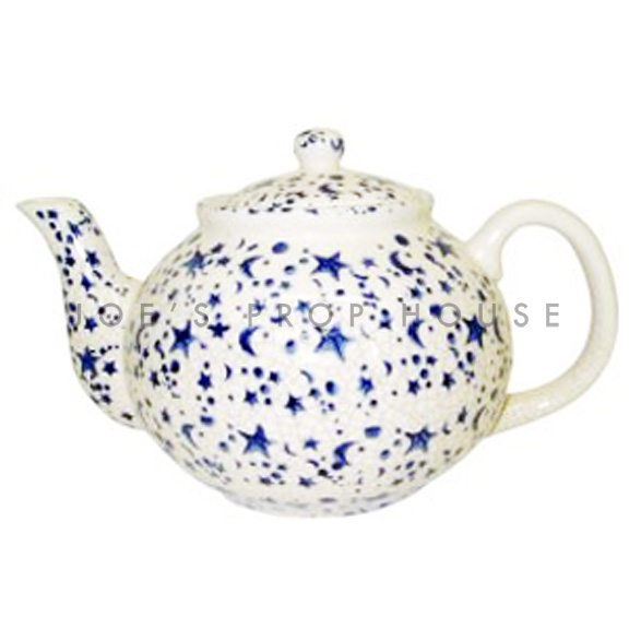 Moon and Stars Teapot