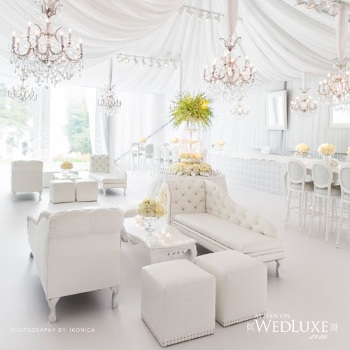 Wedluxe Wedding Feature