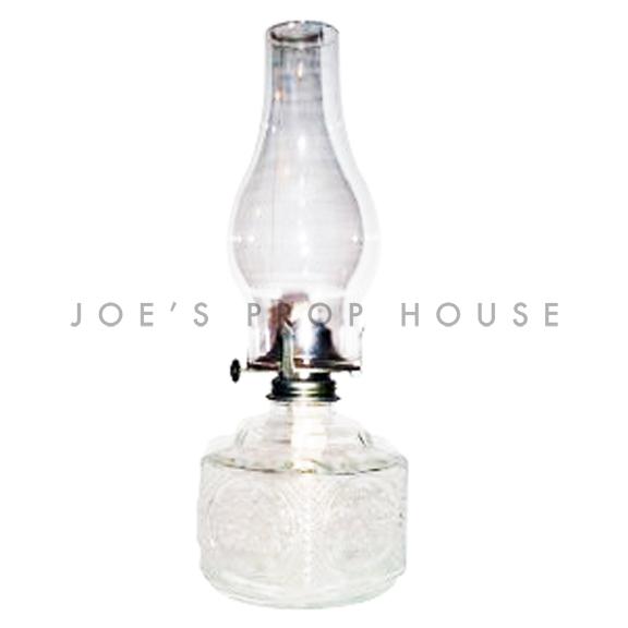 Oil Lamp Lantern Clear
