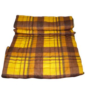Sleeping Bag Plaid