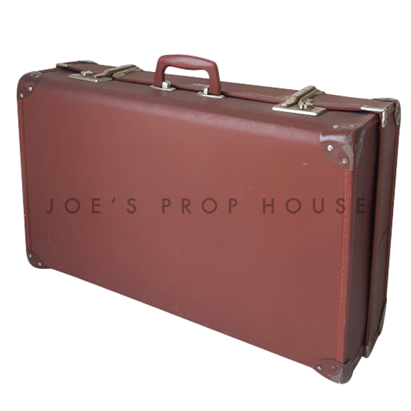 Faber Hardshell Suitcase Brown LARGE