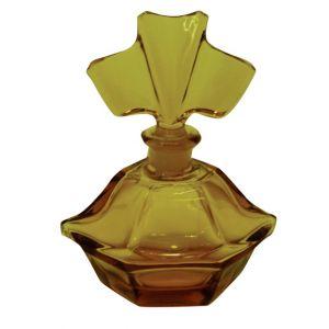 Orange Perfume Flask
