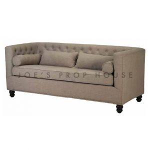 Linen Sofa