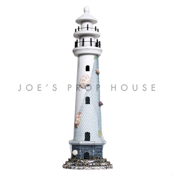Tall Lighthouse Centerpiece