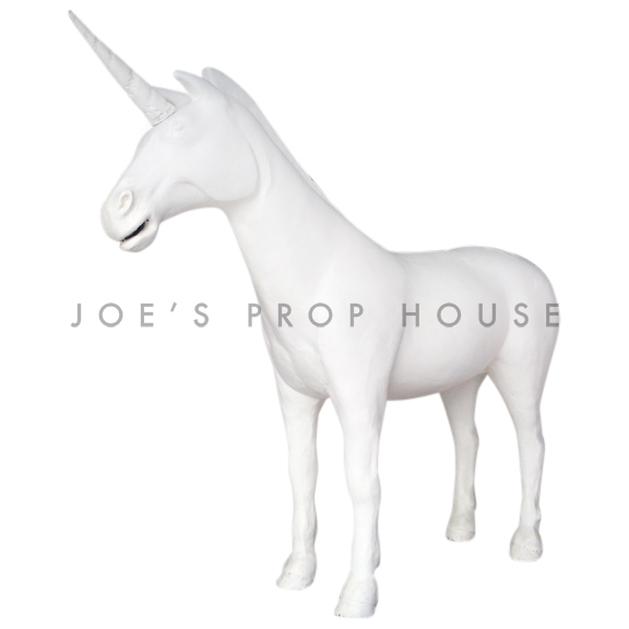 Lifesize Unicorn White