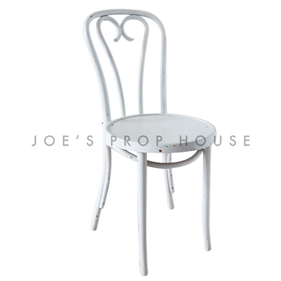 Brentwood Sweetheart Chair White