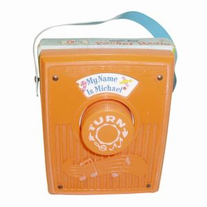 Wind Up Music Toy