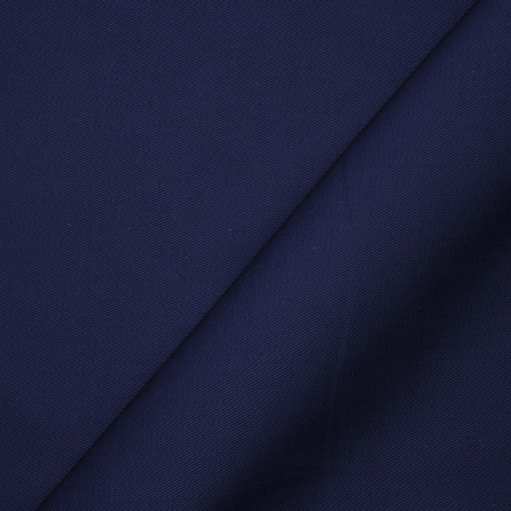 Navy Blue POLYESTER Tablecloth Round 120in