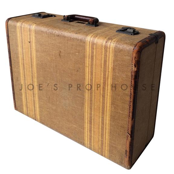 Bradbury Double Stripe Hardshell Suitcase