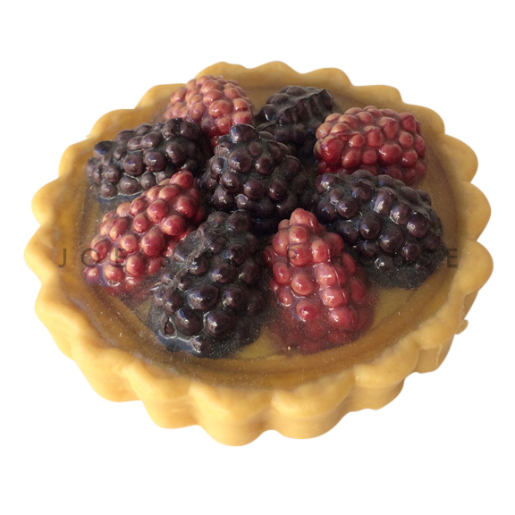 Raspberry Blackberry Tarlette
