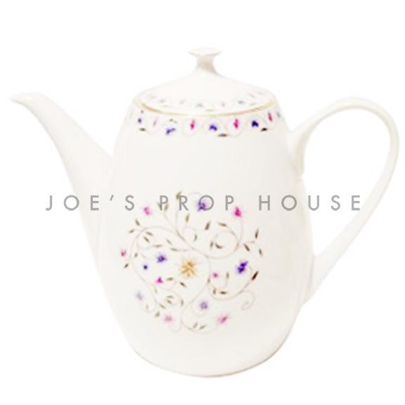 Lidia Floral Teapot