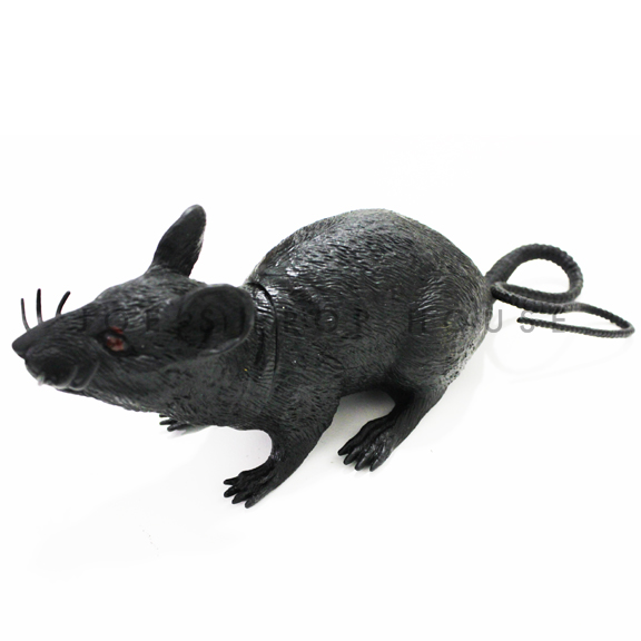 BUY ME / USED ITEM $2.99 each Black Rubber Rat