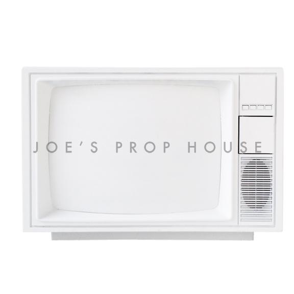 White Prop Television No.3
