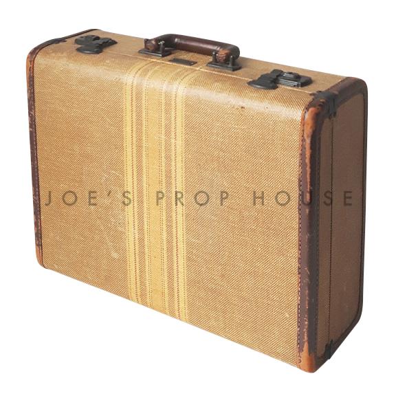 Bradbury Single Stripe Hardshell Suitcase