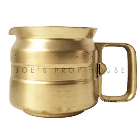 Coffee Pot Gold