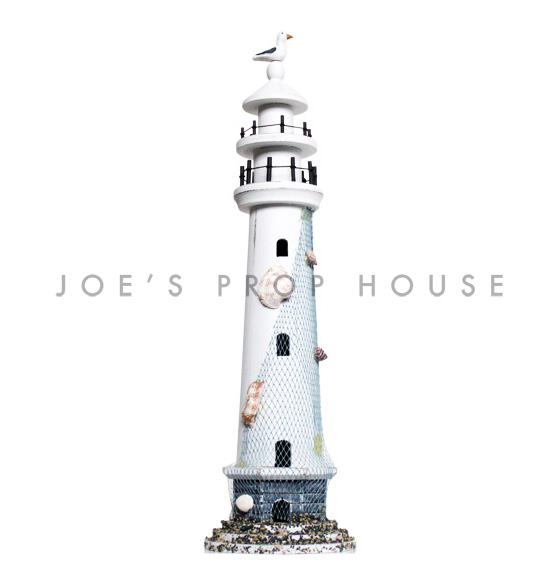 Small Lighthouse Centerpiece