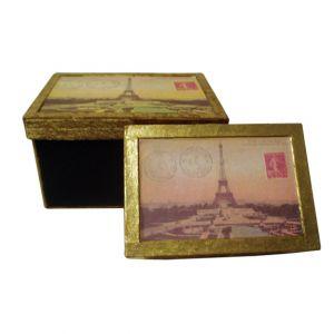 SALE ITEM Eiffel Tower Boxes