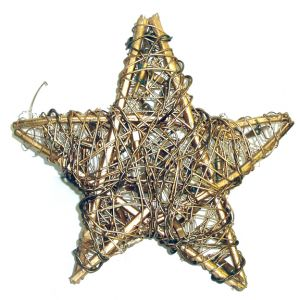 BUY ME / USED ITEM $10.99 each Twig Branch Stars w/lights