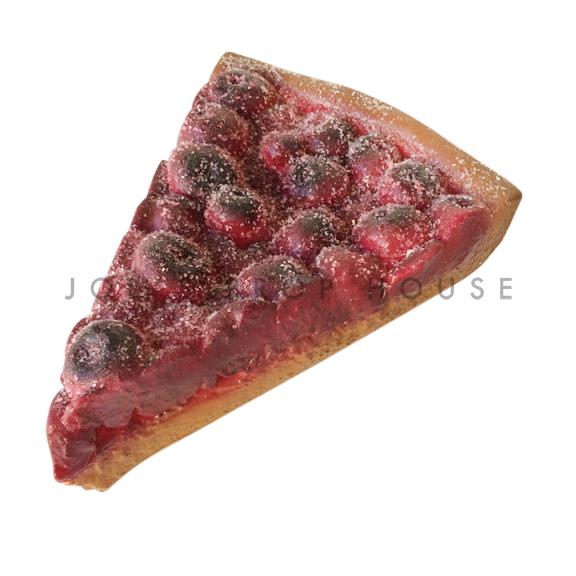 Cherry Pie Prop Slice