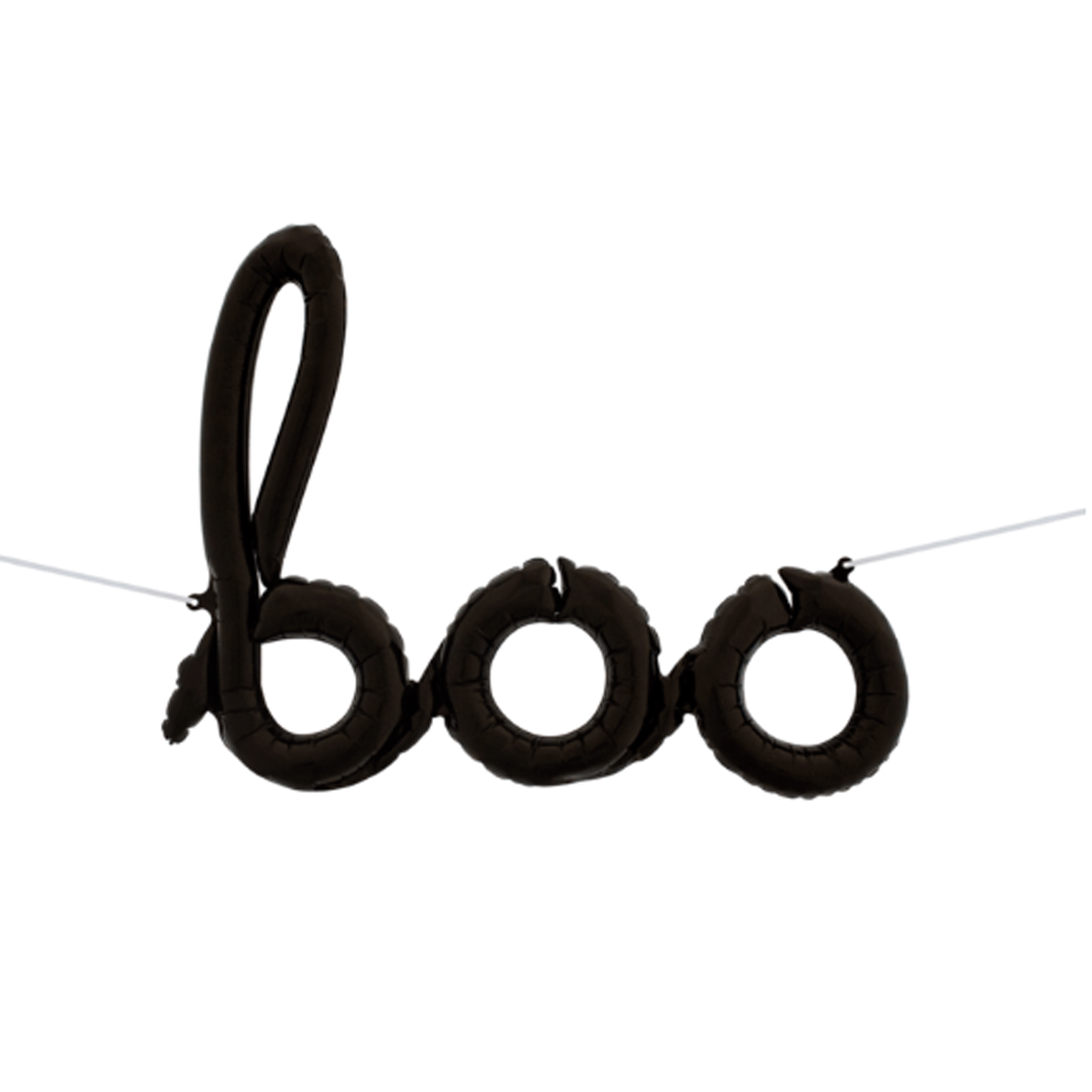 BUY ME / NEW ITEM  $14.99 each  Boo Script 42in Balloon