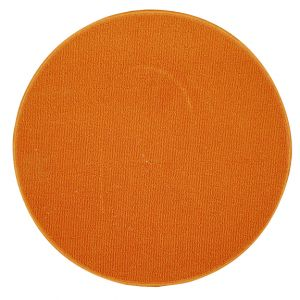 BUY ME / USED ITEM $5.00 each Orange Circle Rug