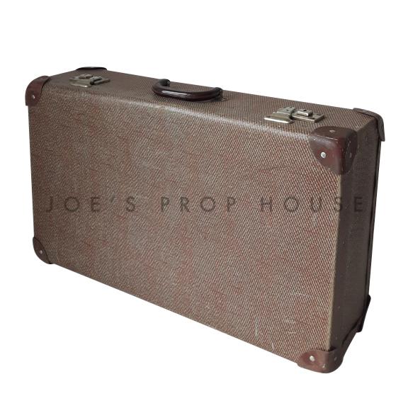 Robinson Hardshell Suitcase Dark Brown LARGE