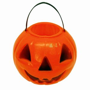BUY ME / USED ITEM $1.99 each Pumpkin Trick or Treat Basket