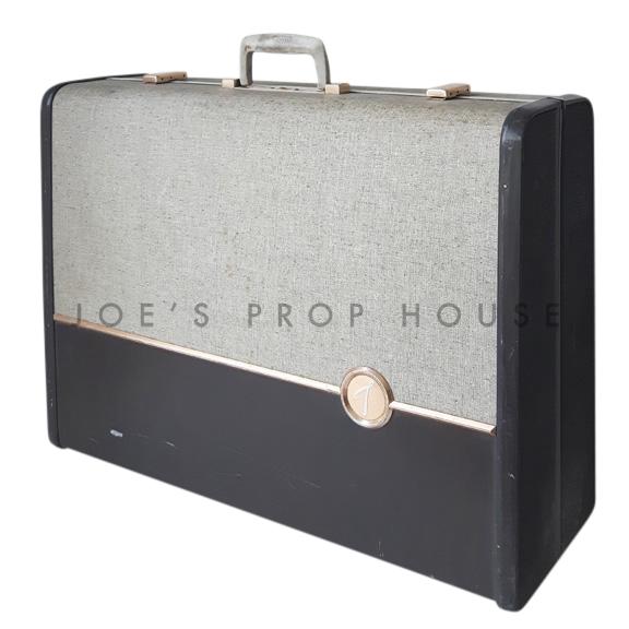 Klapman Hardshell Suitcase Grey LARGE