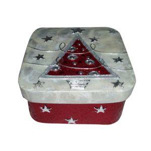 SALE ITEM Christmas Gift Box Medium