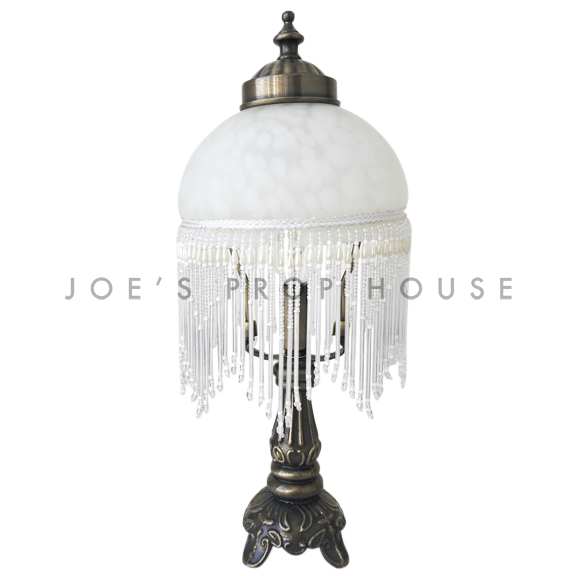 Charleston Beaded Dome Table Lamp
