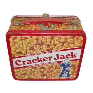 Cracker Jack Lunch Box