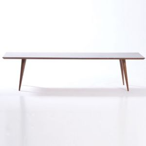 Delphine Coffee Table Brown