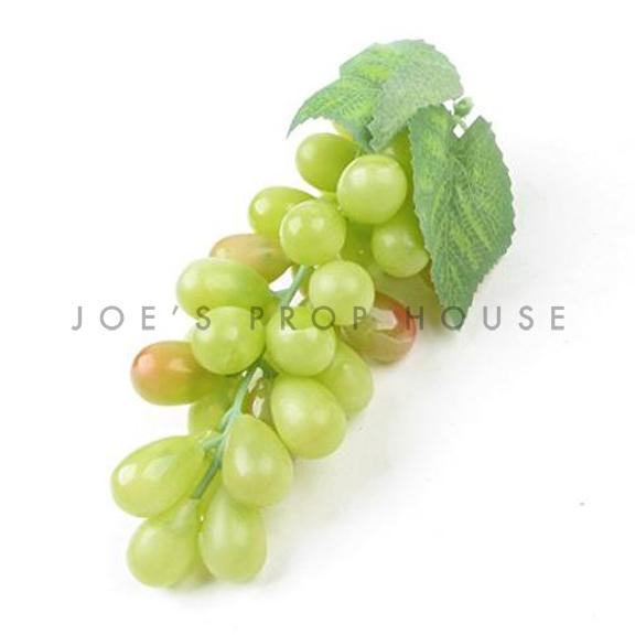 Artificial Green Grapes