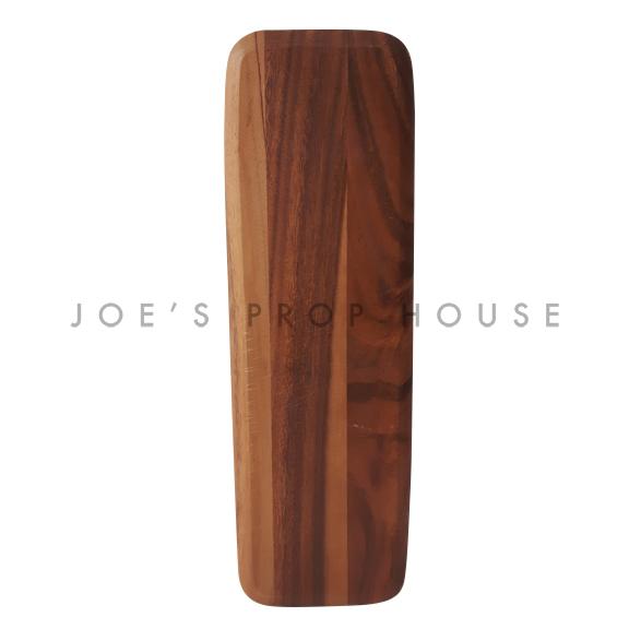 Amado Wooden Serving Board LONG Brown