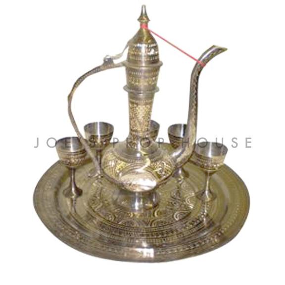 Arabic Teapot Set