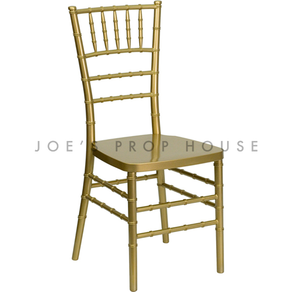 Chivari Dining Chair Gold