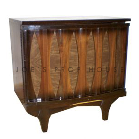 Wendel Cabinet End Table