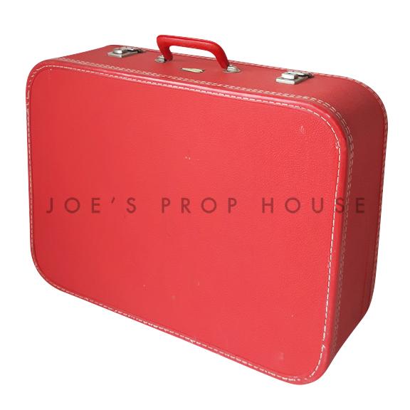 Kerri Hardshell Suitcase Red LARGE