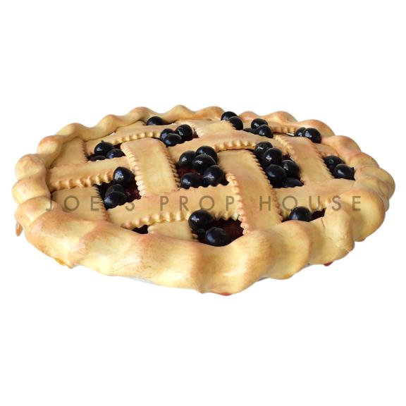 Blueberry Prop Pie