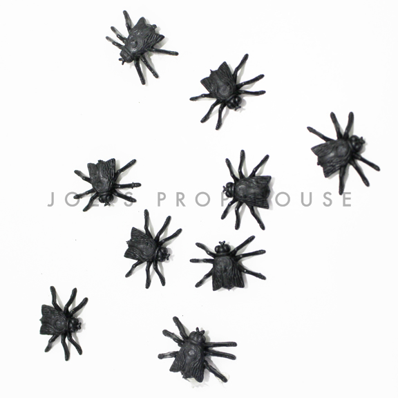 Black Flies - 10 Pack