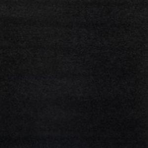 Black W9ft x L12ft Low Profile Rug