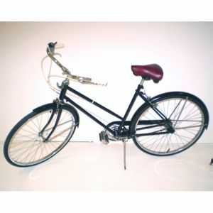 Vintage Amsterdam Bicycle Black