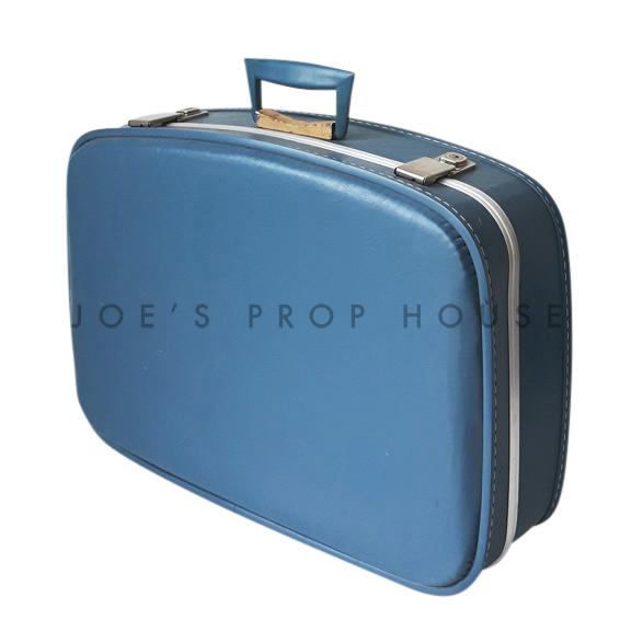 HOLIDAY Hardshell Suitcase Blue LARGE